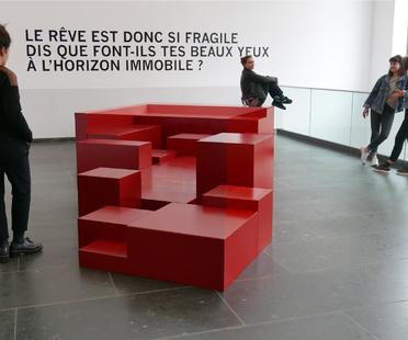 Atelier YokYok, The Cube a Les Abattoirs, Toulouse.