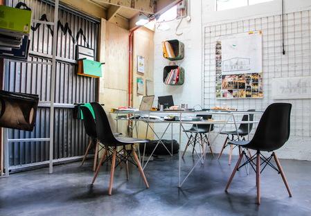 Torno Co.Lab di RAMA Estudio