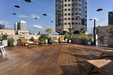 The Vera Hotel, nuova destinazione a Tel Aviv