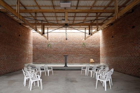 Natura Arquitectura Futura e la Casa di Preghiera