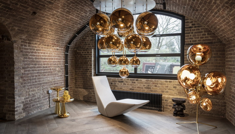 Tom Dixon, The Coal Office a Londra