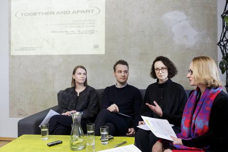 Together and Apart, la Lettonia alla Biennale di Architettura 2018