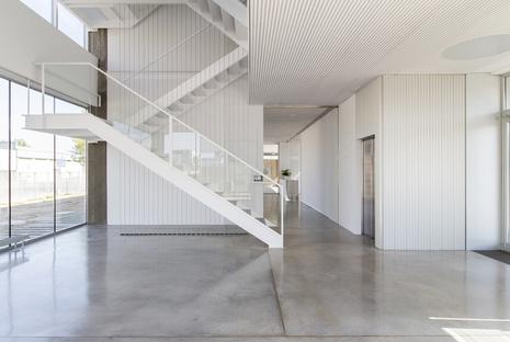 Ibenergi Headquarters a Toledo, di Taller Abierto