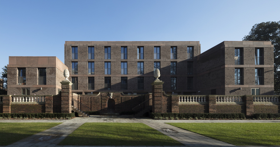 RIBA London Award 2018 per Chadwick Hall, Henley Halebrown