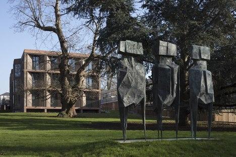 RIBA London Award 2018 per Chadwick Hall, Henley Halebrown