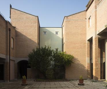 Biennale, Unfolding Pavilion allo IACP di Gino Valle alla Giudecca