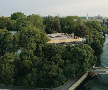 Biennale 2018, menzione speciale al Padiglione della Gran Bretagna