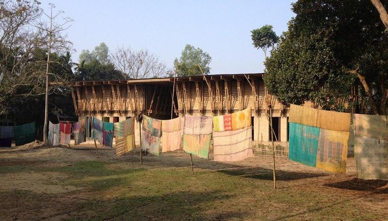 Biennale 2018, Anna Heringer: Freespace per le donne del Bangladesh