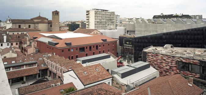 M9, la rigenerazione urbana di Venezia Mestre alla Biennale di Architettura 2018
