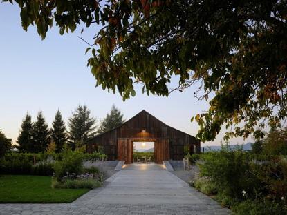 WDA William Duff Architects e la conversione Big Ranch Road