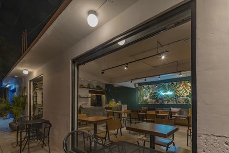 Impetus, café e torrefazione a Veracruz di RED Arquitectos
