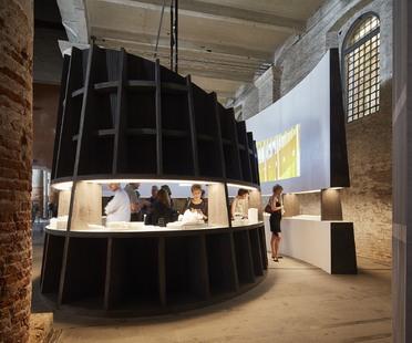 Biennale Architettura 2018, WEISS/MANFREDI Lines of Movement
