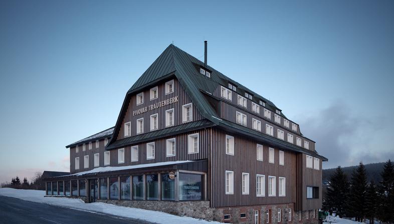 Trautenberk birreria e albergo di ADR in Repubblica Ceca