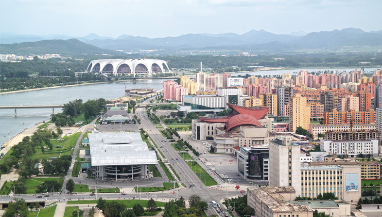 Uno sguardo su un paese misterioso: Inside North Korea