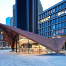 Make Architects e il Portsoken Pavilion a Londra