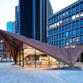 Make Architects e il Portsoken Pavilion a Londra