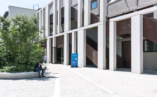 Nuvola Lavazza, rigenerazione urbana a Torino su progetto di Cino Zucchi