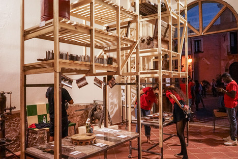 Crossings, un laboratorio architettonico in Calabria tra tradizione e presente