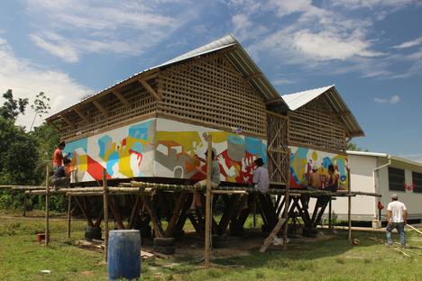 Al Borde e Taller General, una mensa a Guardunal, Ecuador