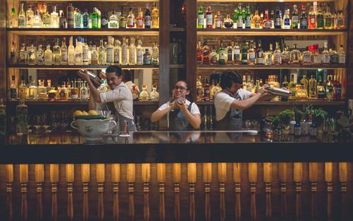 Dalton Gin Bar by RED Arquitectos - San José del Cabo