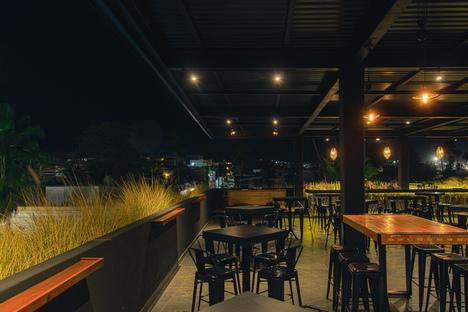 Dalton Gin Bar, Red Arquitectos a San José Del Cabo