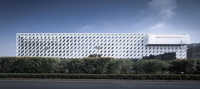 WSP Architects, China Optics Valley Convention and Exhibition Center