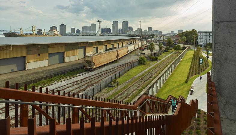 Ritorno al fiume: Crescent Park, New Orleans Eskew+Dumez+Ripple
