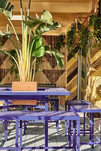 Masquespacio sbarca a Ibiza con il Bar TORÖ