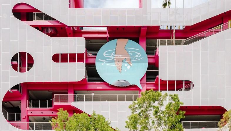 Miami Museum Garage di WORKac