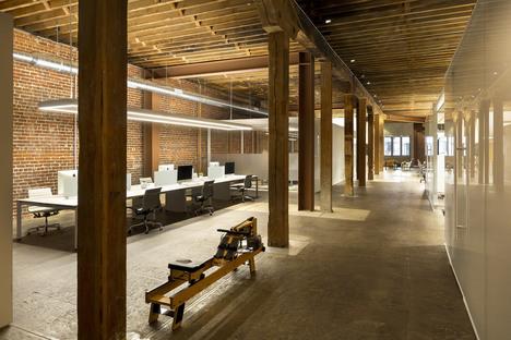 Scenic Advisement Offices di Feldman Architects