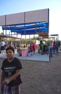 ARACHI, un nuovo ritrovo urbano grazie al workshop Taller del Desierto
