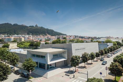 The Atlantic Pavilion di Valdemar Coutinho Architects