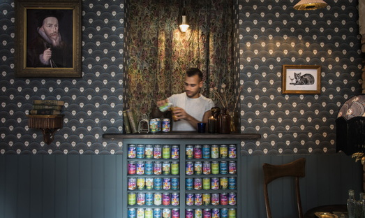 Mad Atelier al London Design Festival con un pop-up pub