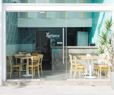HAMACA Juice Bar 3 di Red Arquitectos a Veracruz, un'idea vincente