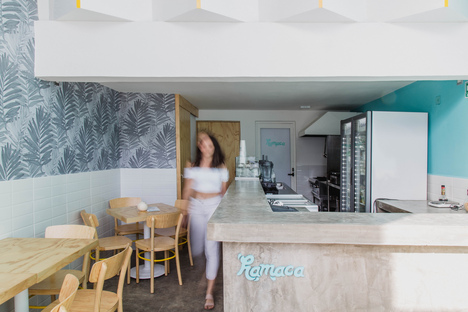 HAMACA Juice Bar 3 di Red Arquitectos a Veracruz, un'idea vincente