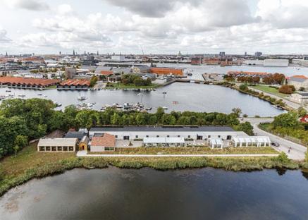 BIG Bjarke Ingels Group e il nuovo noma a Copenaghen