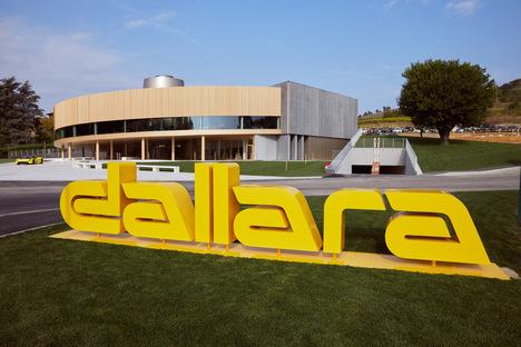 Apertura di Dallara Academy, Atelier(s) Alfonso Femia