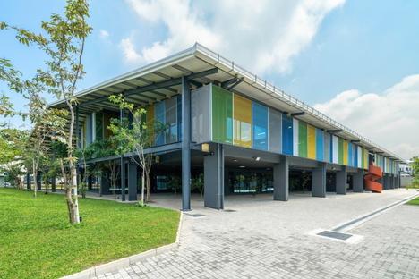 Prima casa passiva certificata nell'Asia del Sud di JPDA