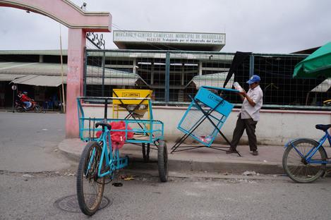 Vivere e lavorare in bellezza. La Comune a Huaquillas, Ecuador