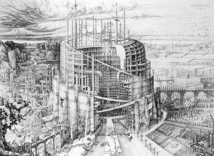 I vincitori di The Architecture Drawing Prize 2018