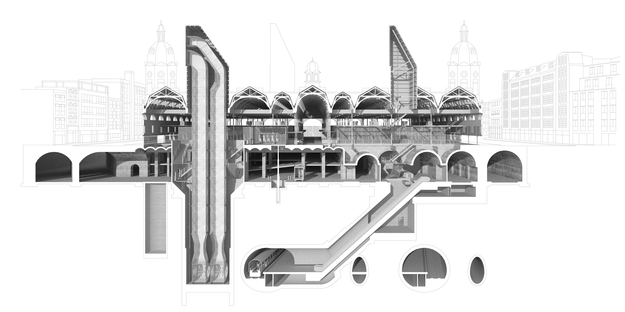 I vincitori di The Architecture Drawing Prize 2018