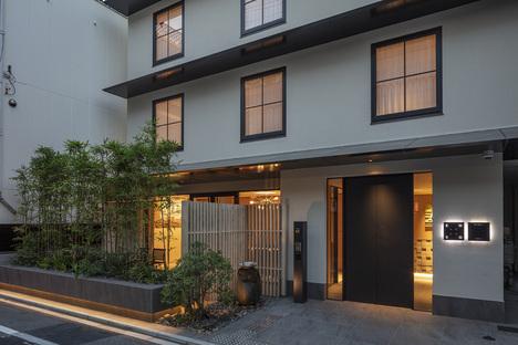 ENSO ANGO, il primo albergo diffuso di Kyoto