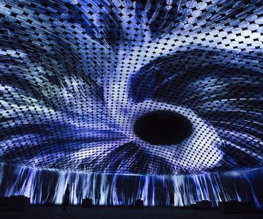 Amos Rex ospita la mostra Massless di teamLab