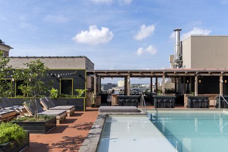 Ace Hotel, New Orleans, Eskew+Dumez+Ripple