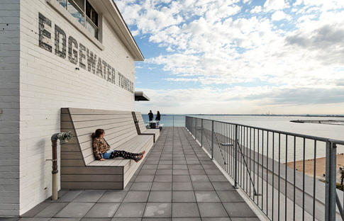 Opat Architects e la rivitalizzazione di Edgewater Towers, Melbourne