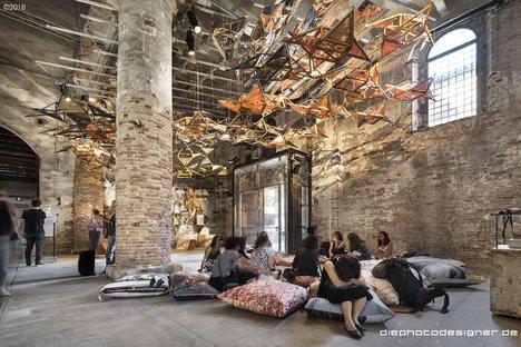 Freespace highlights della 16a Biennale di Architettura di Venezia, Arsenale