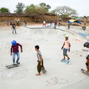 The Skateroom con Walead Beshty e Kelley Walker alla Marciano Art Foundation