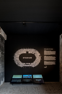 Stadium, la partecipazione del Cile alla 16a Biennale di Architettura a Venezia Freespace
