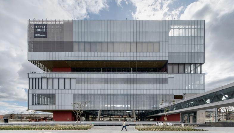 EstudioHerreros e ÁGORA-BOGOTÁ alla Biennale di Architettura colombiana