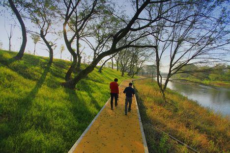 Turenscape e il Puyangjiang River Corridor